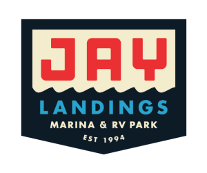Jay Landings logo Color